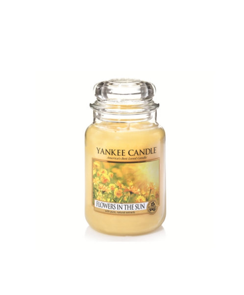 Yankee Candle ароматна свещ FLOWERS IN THE SUN
